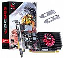 AMD Radeon HD 5450 1GB DDR3 64bits - Low Profile - PCYes PTYT54506401D3LP